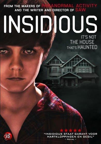 Dvd Insidious Nl