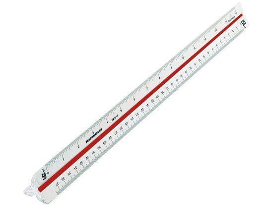 Rumold Schaalstok 3-kantig 150/30 1 30cm