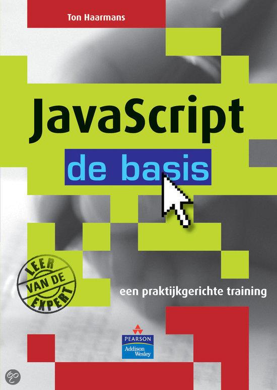 JavaScript, de basis