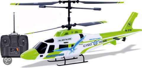 Nikko Gyro Hawk - RC Helicopter