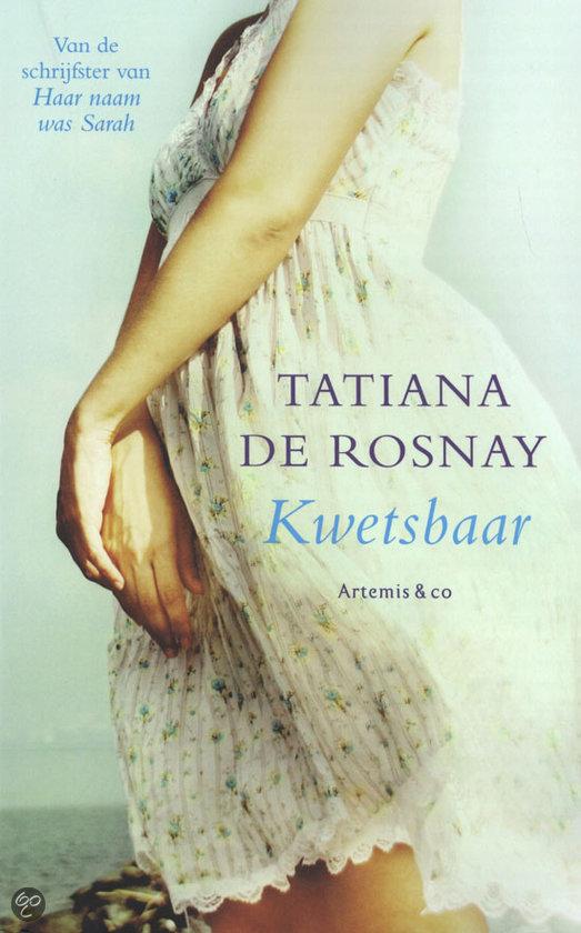 tatiana-de-rosnay-kwetsbaar