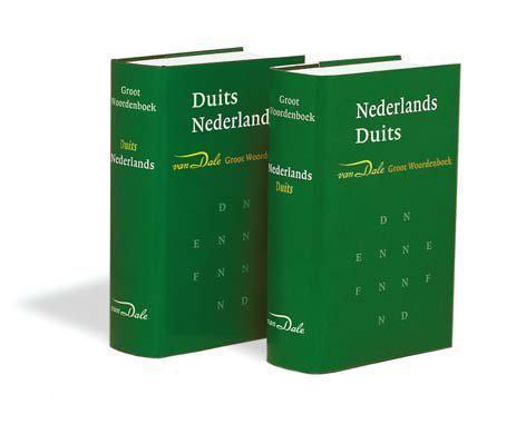 van dale nederlands duits