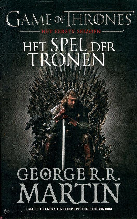 George-R-R--Martin-Game-of-Thrones---Het-Spel-der-Tronen