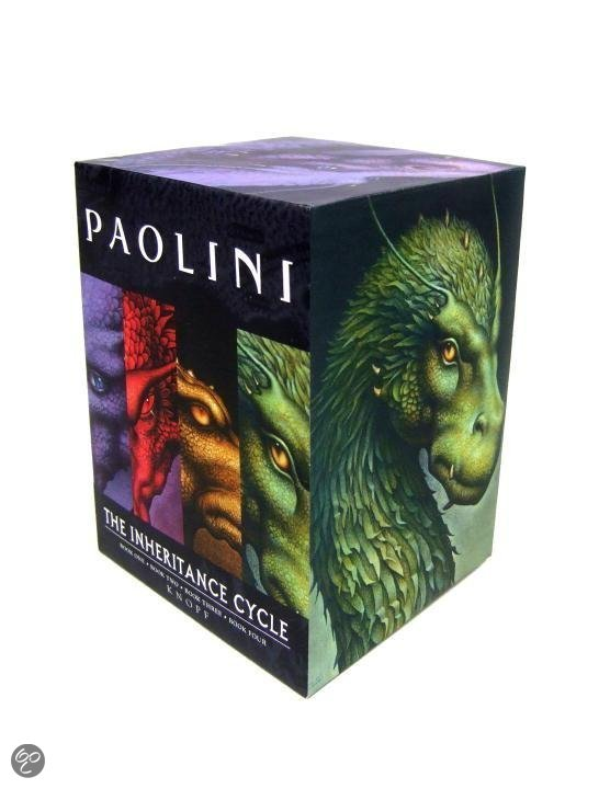 The Inheritance Cycle boxset (1-4)