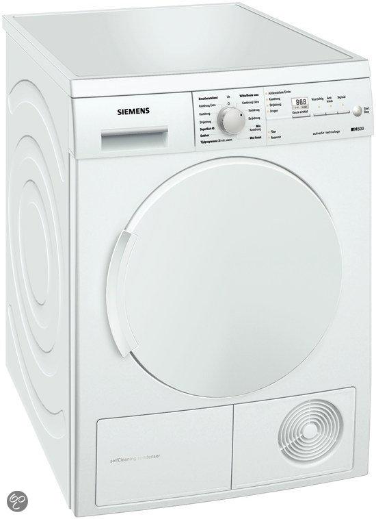 Siemens Warmtepompdroger WT44W361NL