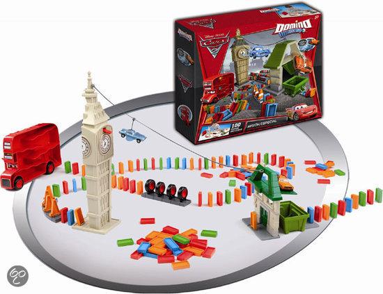 Cars 2 Domino set - Londen
