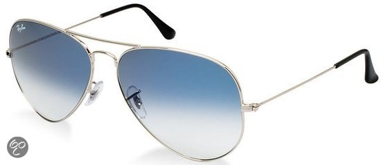 ray ban zonnebrillen dames blauw