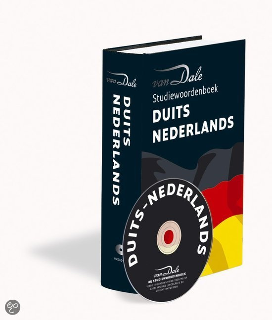 Van Dale Studiewoordenboek Duits-Nederlands