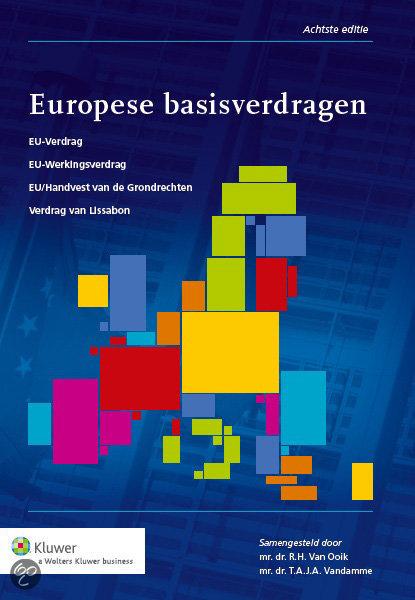 Europese basisverdragen