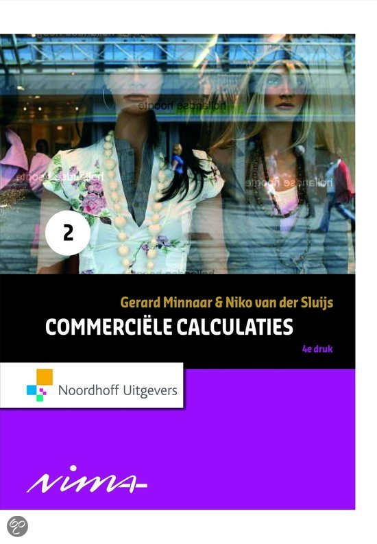 Commerciele calculaties / 2