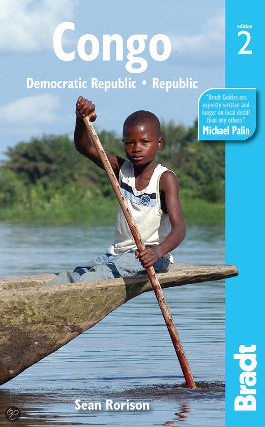 Bradt Guide Democratische Republiek Congo