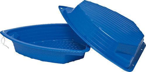 Zand water schip zandbak for Zwembad plastic