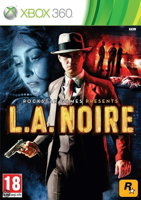 L.A. Noire - Limited Edition (incl. 'The Naked City')