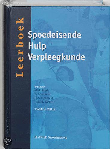 Leerboek spoedeisende hulp verpleegkunde