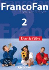 Francofan 2 - livre de l'élève