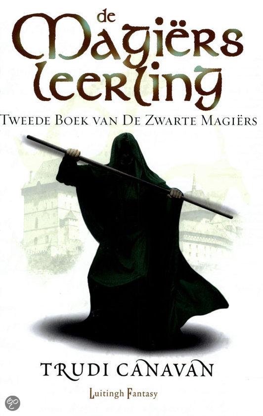 De Zwarte Magiers - tweede boek: De Magiersleerling