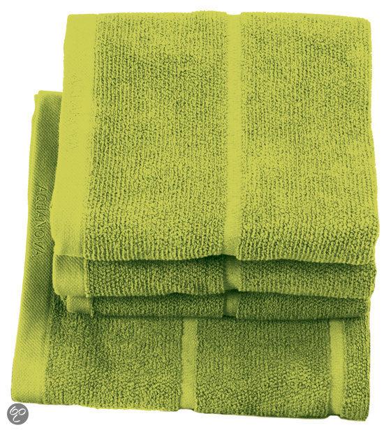 Handdoeken lime groen