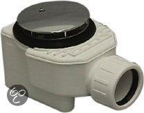 Douchebaksifon M/Plug 52Mm Chr Sanit (Pl Label) 3403500Sb02