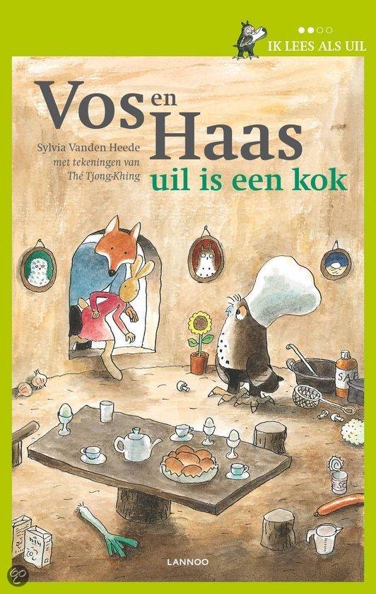 Vos en Haas – Uil is een kok
