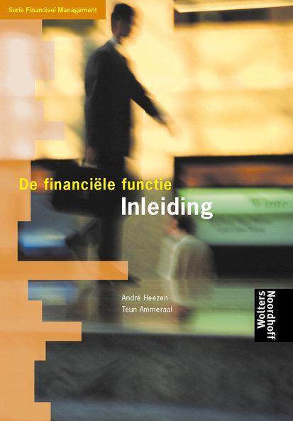 De Financiele Functie: Inleiding