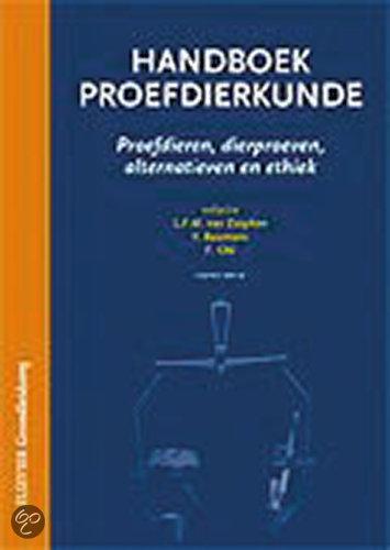Handboek proefdierkunde