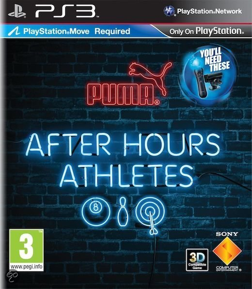 After Hours Athletes - PlayStation Move