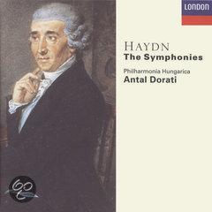 The Symphonies (Antal Dorati, Philharmonia Hungarica)