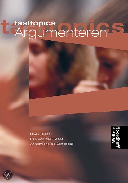 Taaltopics / Argumenteren