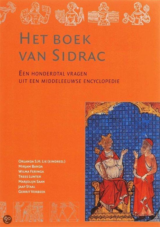 Het boek van Sidrac