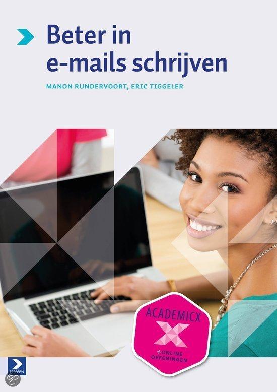Beter in e-mails schrijven