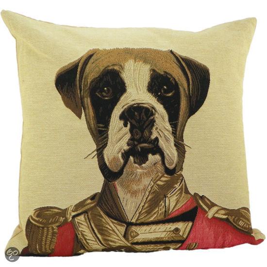 bol.com : Mars u0026 More Sierkussen kussen poncelet aristo hond boxer