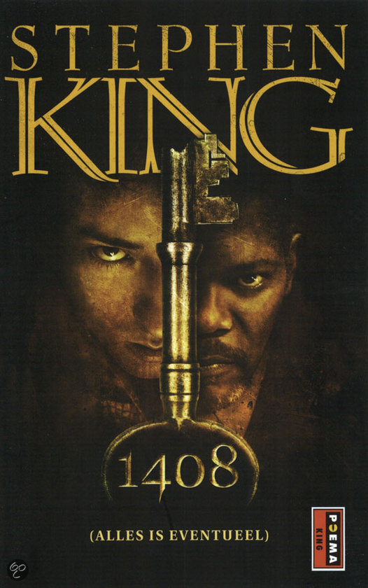 1408 alles is eventueel stephen king for Stephen king habitacion 1408