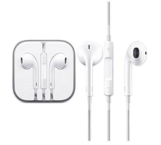iphone 5 5s 5c headset apple iphone 5 in ear oortjes oordopjes. Black Bedroom Furniture Sets. Home Design Ideas