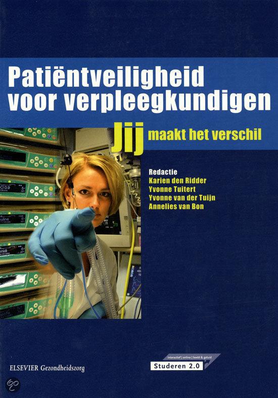 Patientveiligheid voor verpleegkundigen