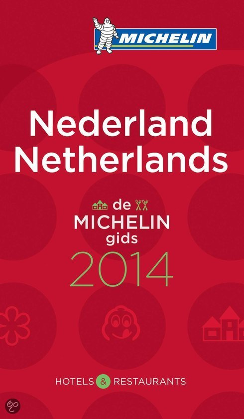 Michelingids Nederland/Netherlands 2014