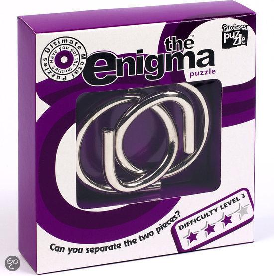 Afbeelding van het spel Ultimate Metal Puzzles - The Enigma