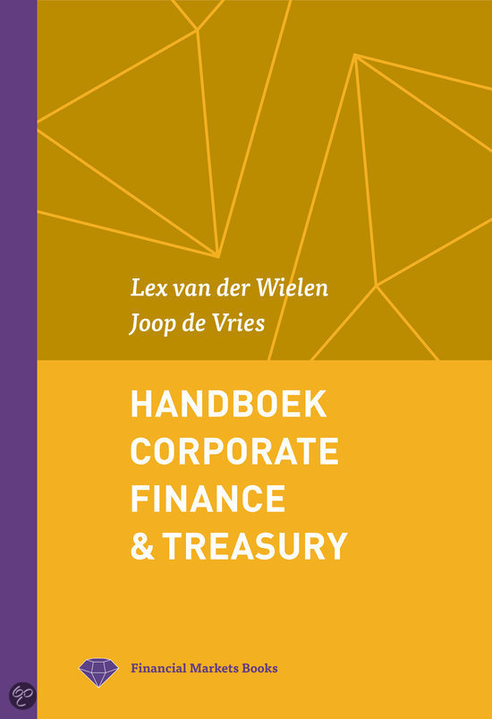 Handboek Corporate Finance & Treasury