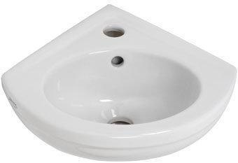 Bol keramag fidelio fontein toilet hoekfontein