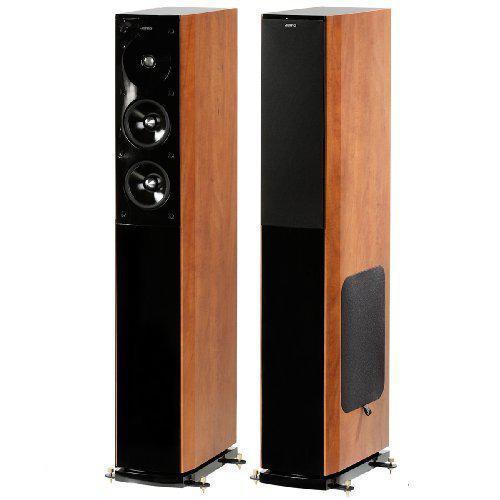 Jamo S 606 - Vloerstaande speakerset - Bruin