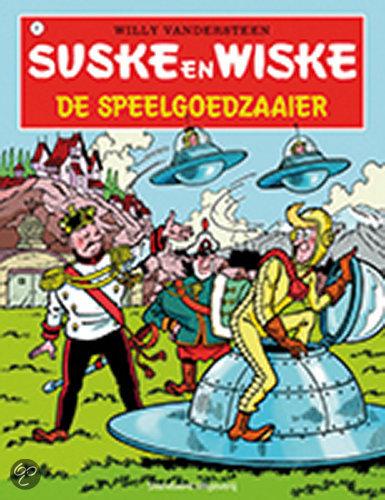 Suske en Wiske 091 De speelgoedzaaier