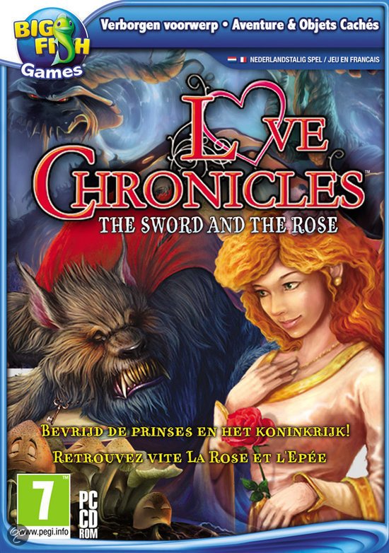 Love Chronicles 2: The Sword And The Rose