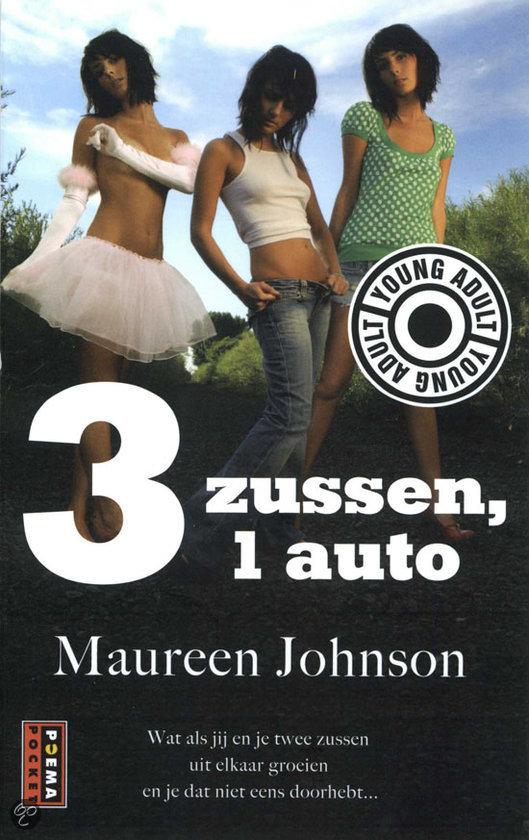 3 zussen en 1 auto