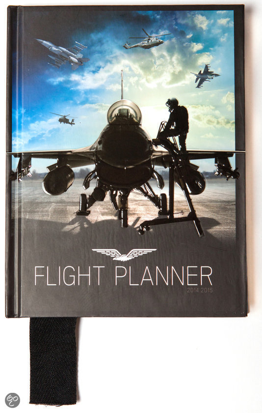 Flight Planner Schoolagenda 2014-2015
