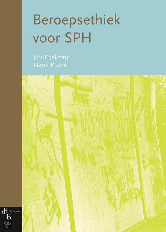 Beroepsethiek voor sociale en pedagogische hulpverlening (SPH) + CD-ROM