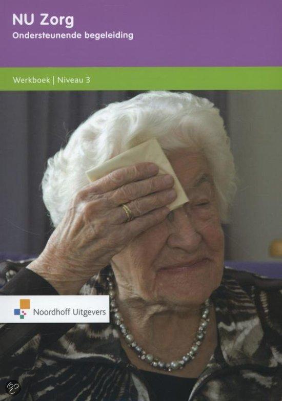 NU zorg / Niveau 3 / deel werkboek