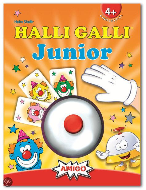 Afbeelding van het spel Amigo Halli Galli Junior Spel