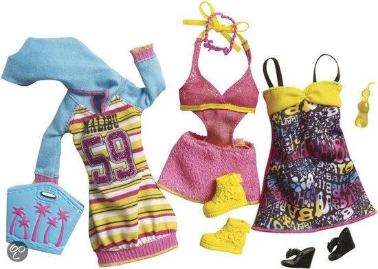 Bol com barbie kleding set speelgoed