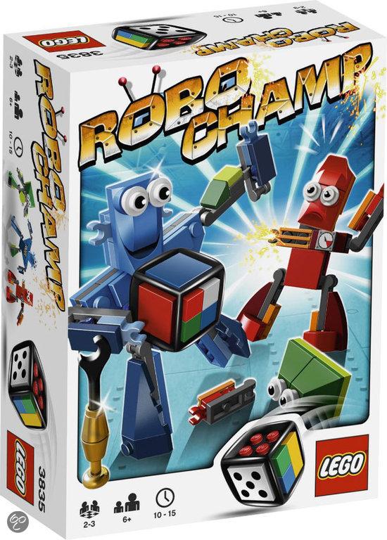 bol.com | LEGO Spel Robo Champ - 3835,LEGO