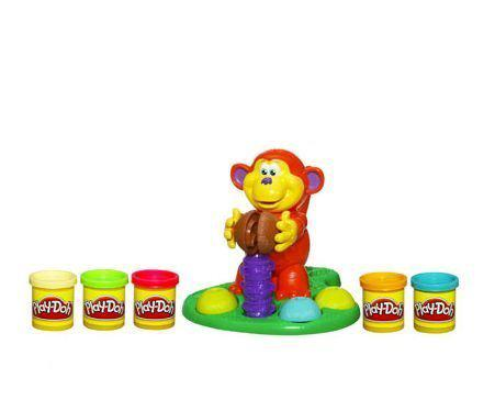 Play-Doh Kokosnoten Aap - Klei