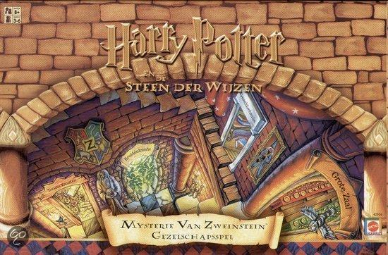 Afbeelding van het spel Harry Potter en de steen der wijzen